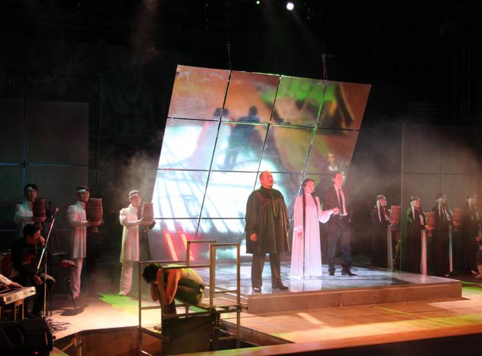 В Якутске состоится масштабное театрализованное шоу к 125-летию Ойунского