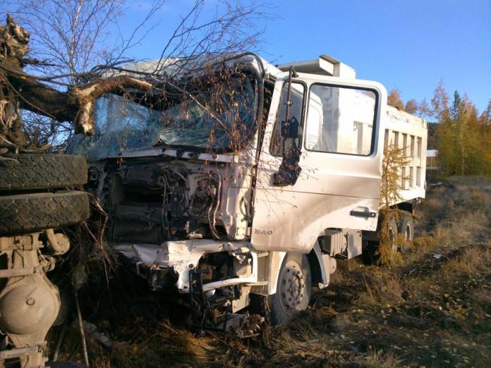 В результате ДТП на Покровском тракте пострадали два человека