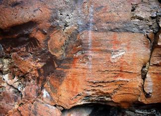 Наскальные рисунки древних людей найдены недалеко от Якутска