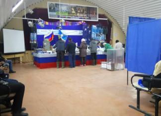 В Анабарском улусе проголосовало 48% избирателей