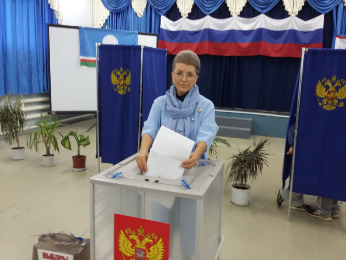 Людмила Вербицкая уверена, что выборы определят место Якутии в мировом сообществе