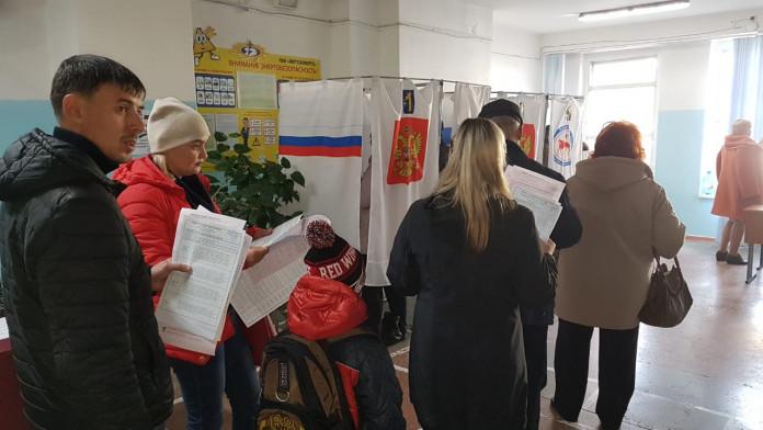 Нерюнгринец отпросился из больницы, чтобы проголосовать на выборах