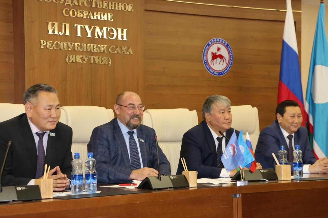 Депутаты «Единой России» определились с лидером фракции