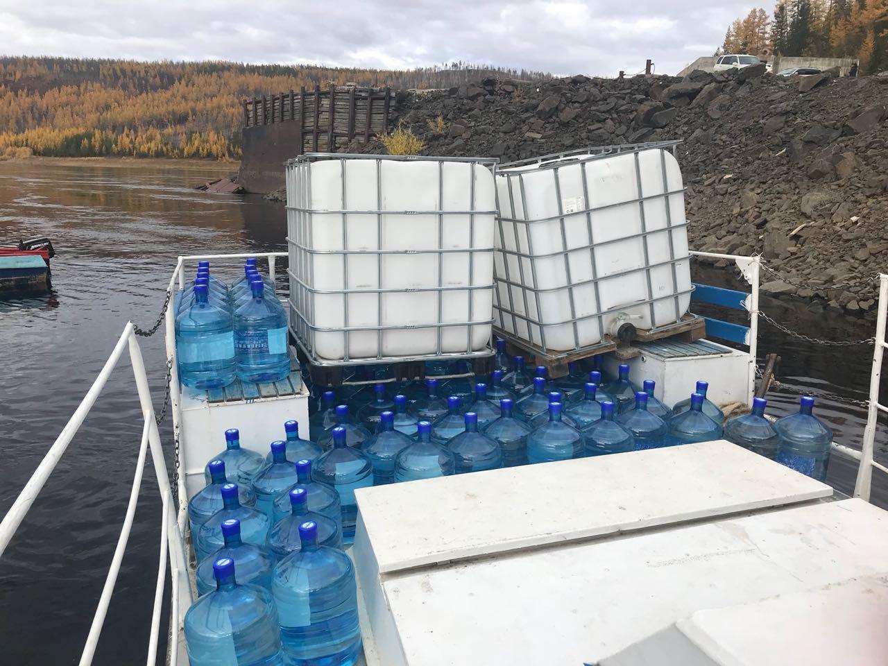 СелоСюльдюкар чистой водой обеспечено