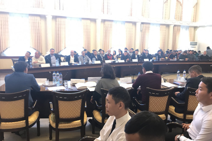Конференция, посвященная вольной борьбе, прошла в СВФУ