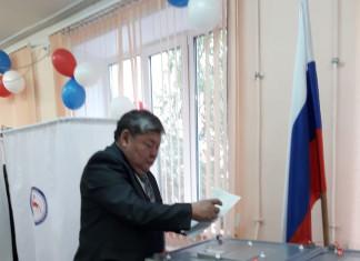 Депутат Ленского райсовета Родион Зорин призвал ленчан прийти на выборы
