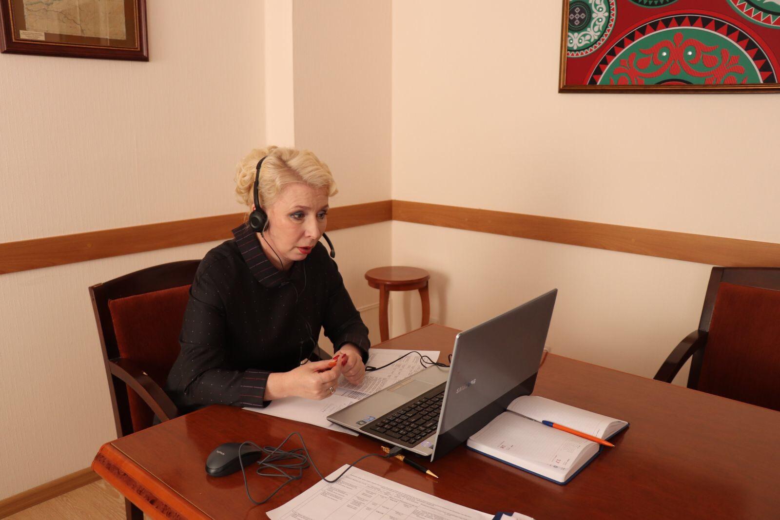 И.о. вице-премьера Ольга Балабкина приняла граждан по личным вопросам