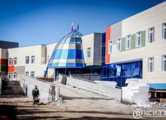 Семь соцобъектов введут в Мегино-Кангаласском районе до конца этого года