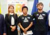 Якутский борец Николай Охлопков принял присягу на верность служения Румынии