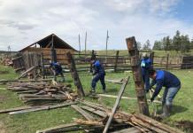 Студенческие отряды Якутии перевыполнили план в четыре раза