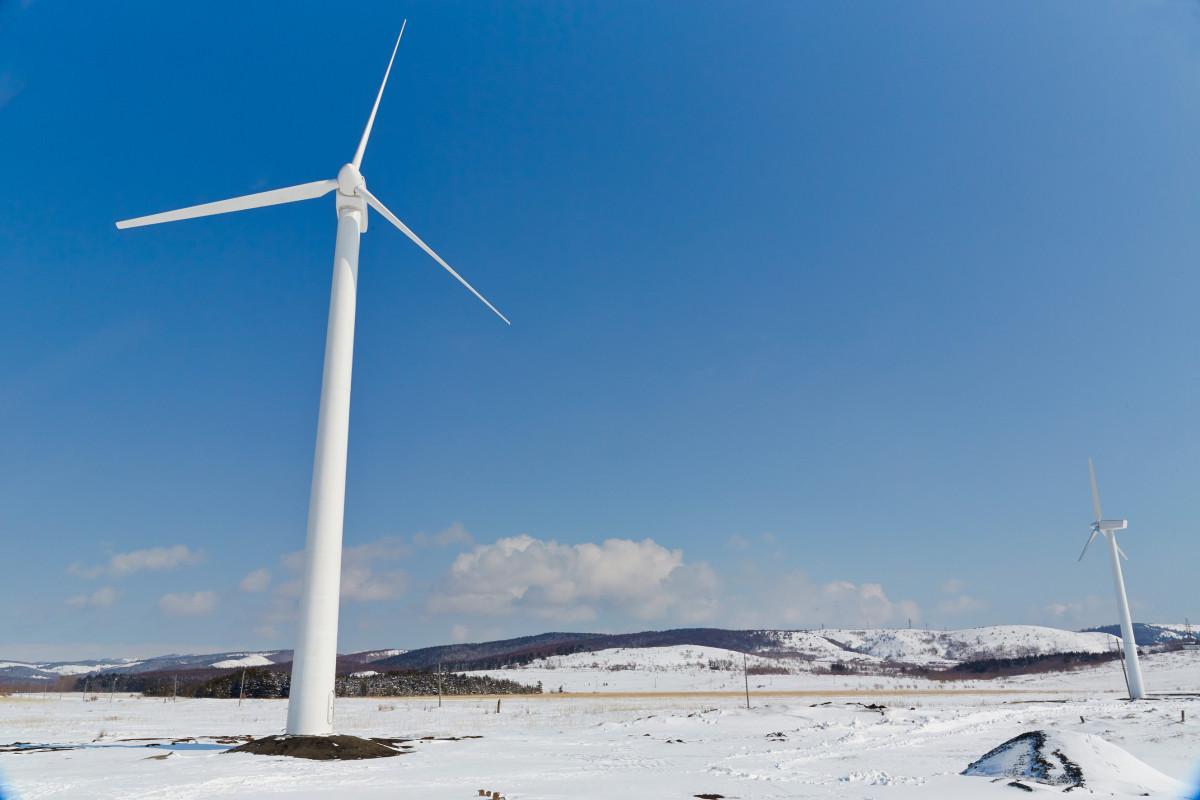 Три японские ветроустановки появятся в Черском Нижнеколымского района