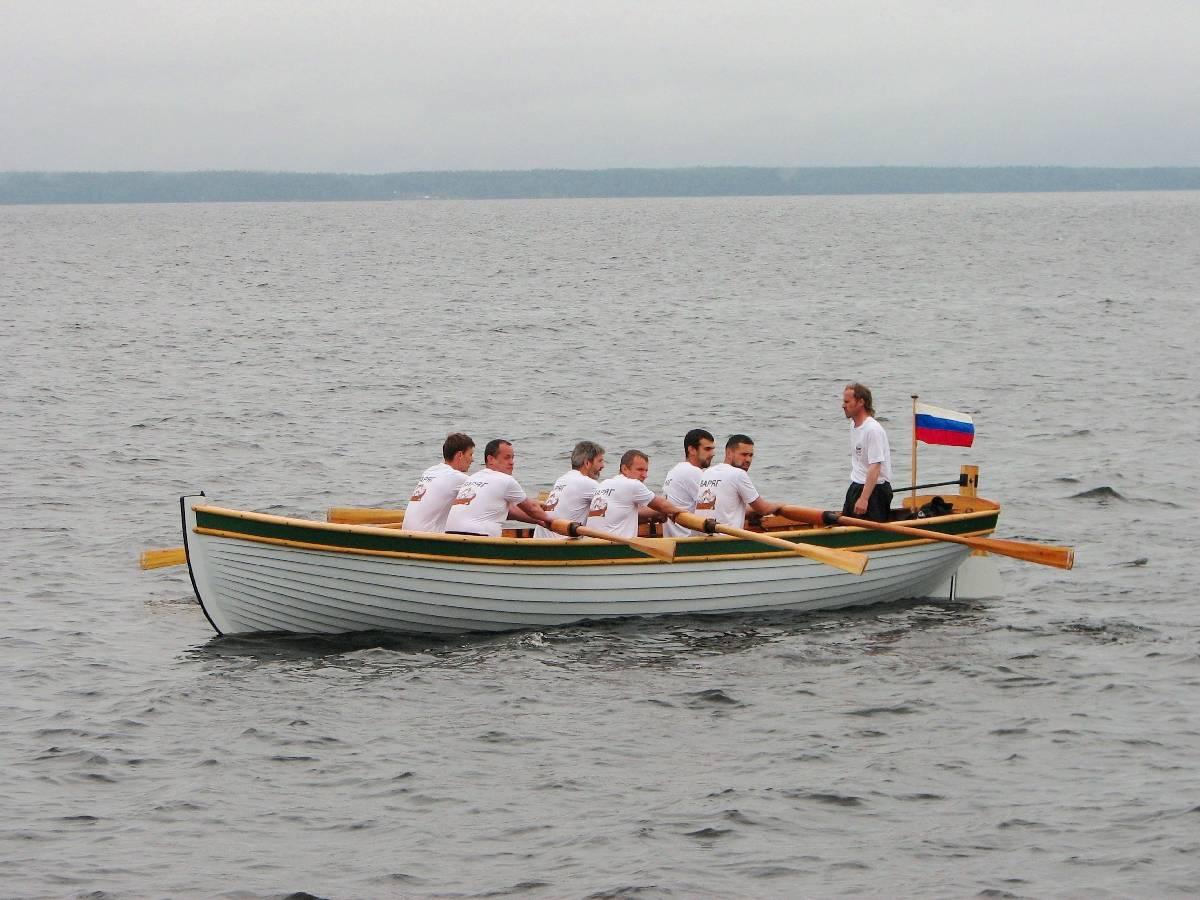 В Якутске впервые состоятся соревнования по гребле на шлюпках