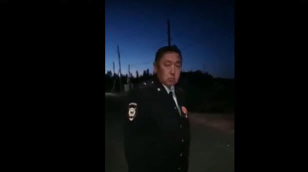 Бывший сотрудник МВД устроил
