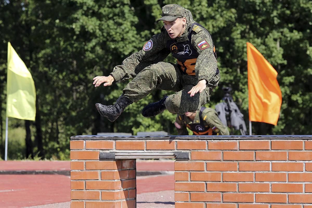 """На Дальнем Востоке начали отбор военных для участия в телепроекте """"Отряд"""""""