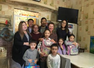 «Корзинка добра»: горожан призывают помочь нуждающимся семьям