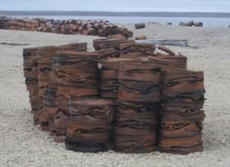 Более 360 тонн металлолома будет утилизировано в Арктике