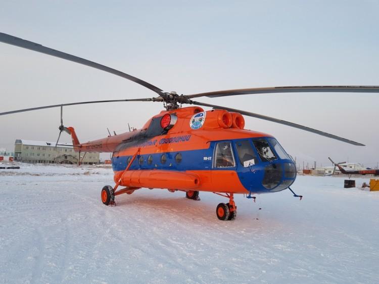 Завтра на поиски людей в Анабарском улусе снова вылетит вертолет