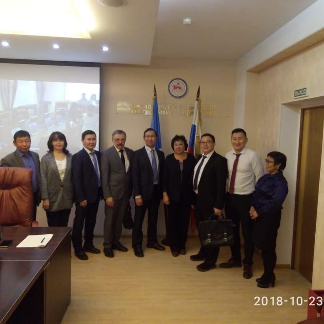 Арктическим районам Якутии даны установки по разработке муниципальных стратегий