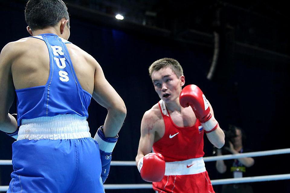 Егоров признан лучшим боксером Чемпионата России-2018