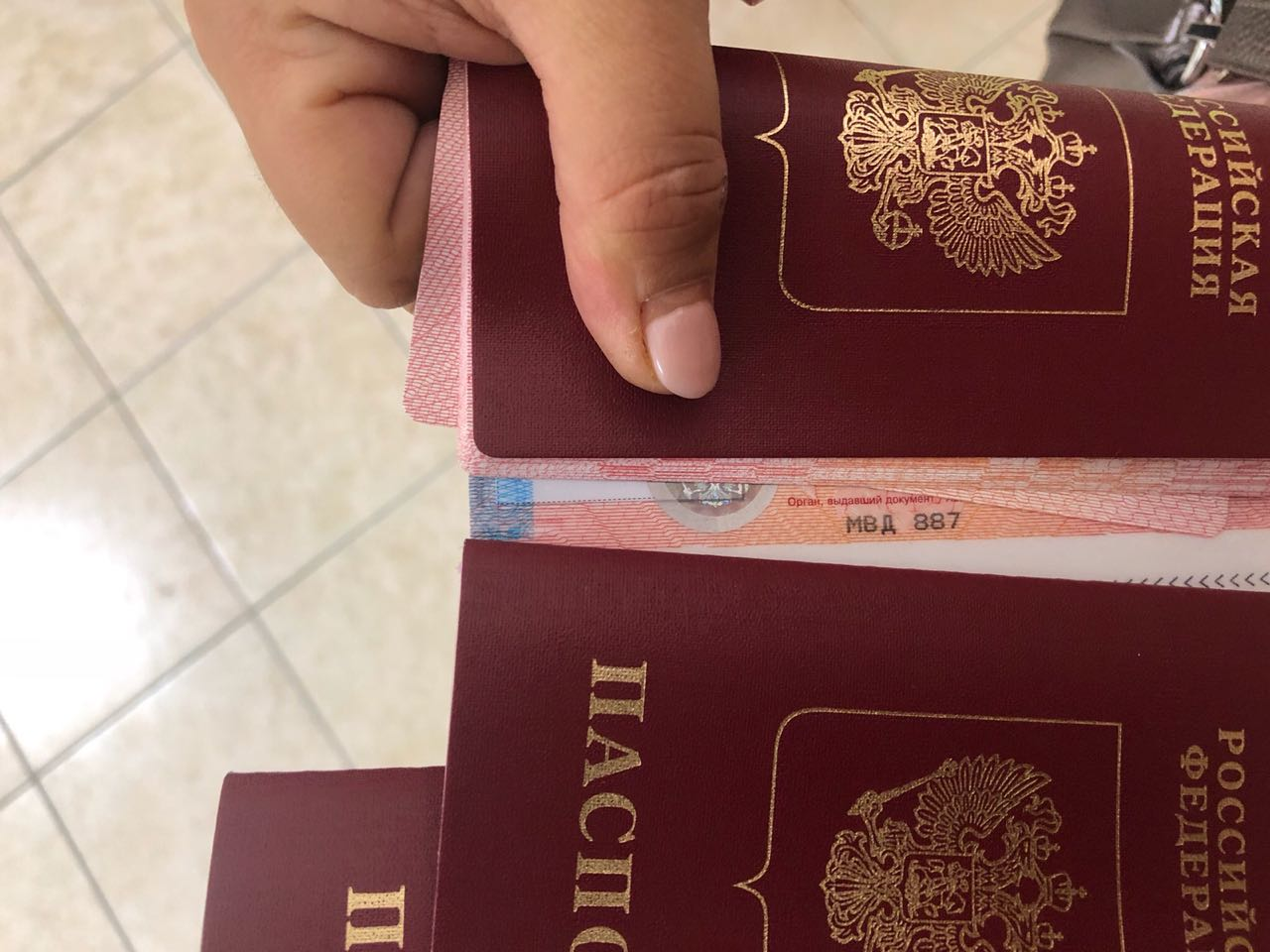Срок годность загранпаспорта ребенка