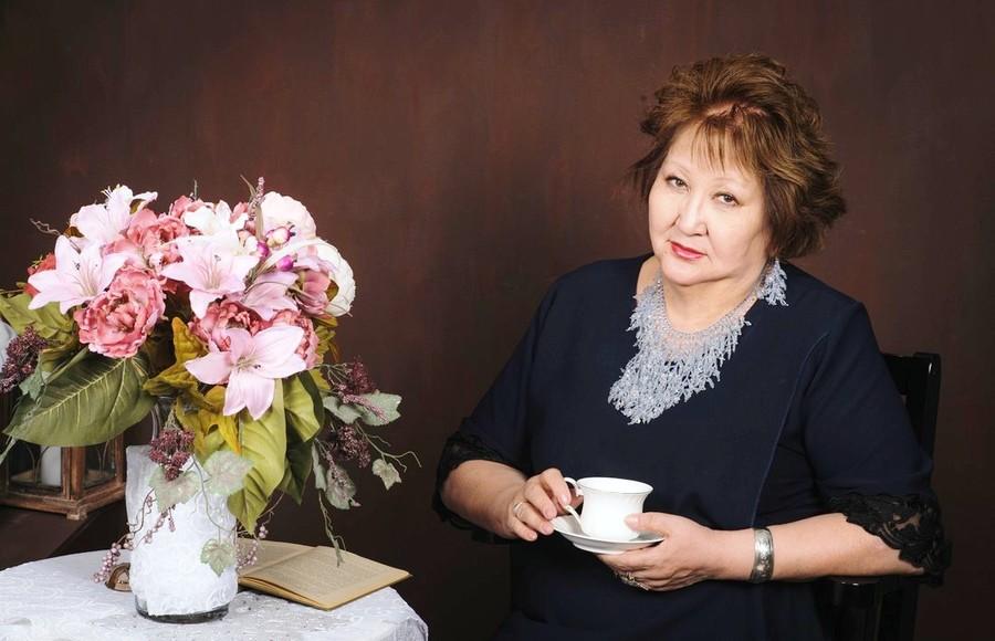 Наталья Харлампьева вновь избрана председателем Союза писателей Якутии