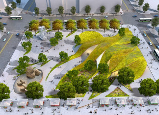 Скоро состоится конкурс проектов Парка будущих поколений в квартале 79 в Якутске