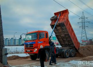 Активисты ОНФ пресекли засыпку озера в Якутске