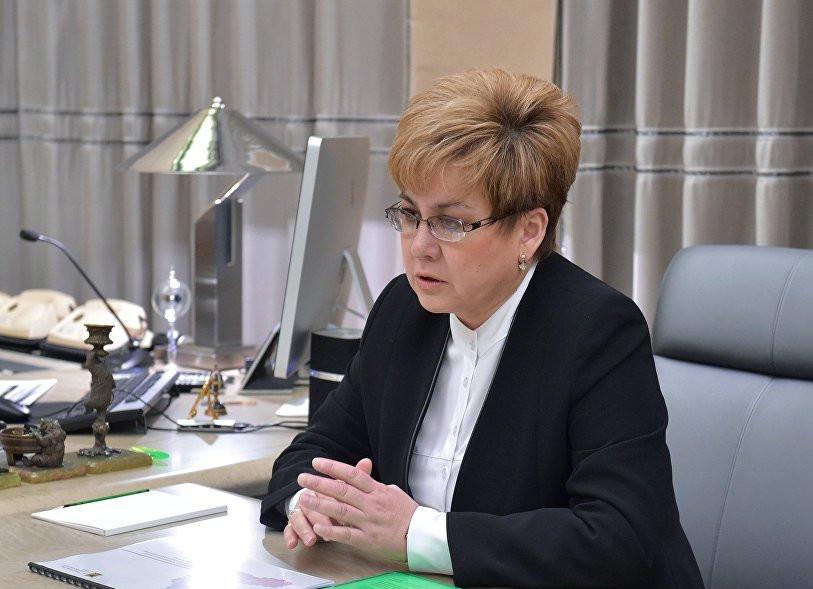 Глава Забайкалья подала в отставку