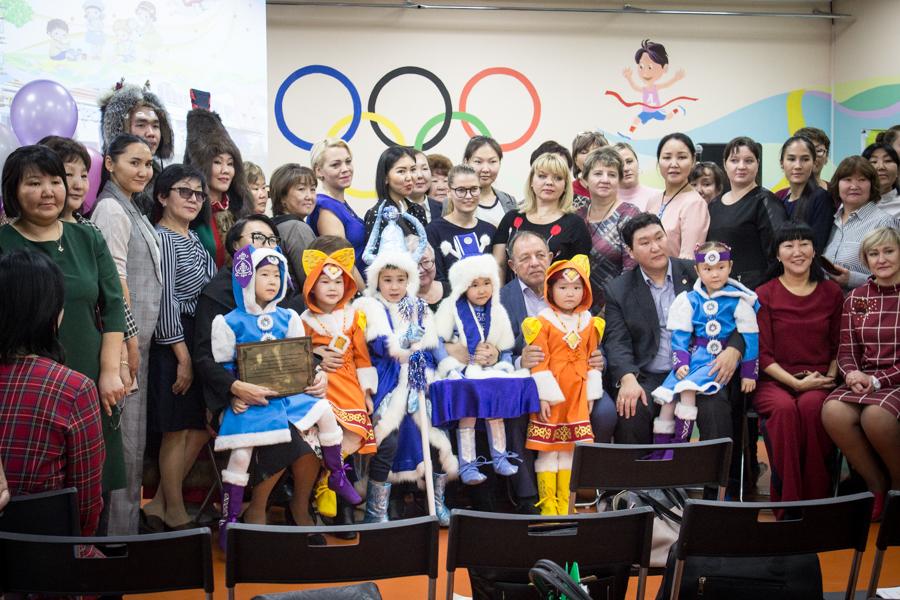 В Якутске на базе детского сада открылась сетевая кафедра этнокультурного воспитания