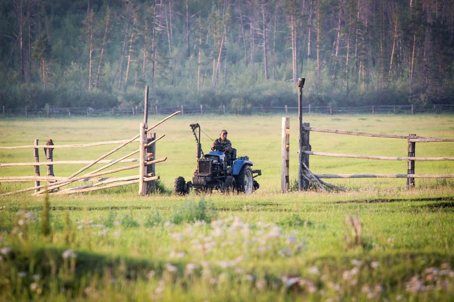 Якутия выполнила план по заготовке сена на 94%