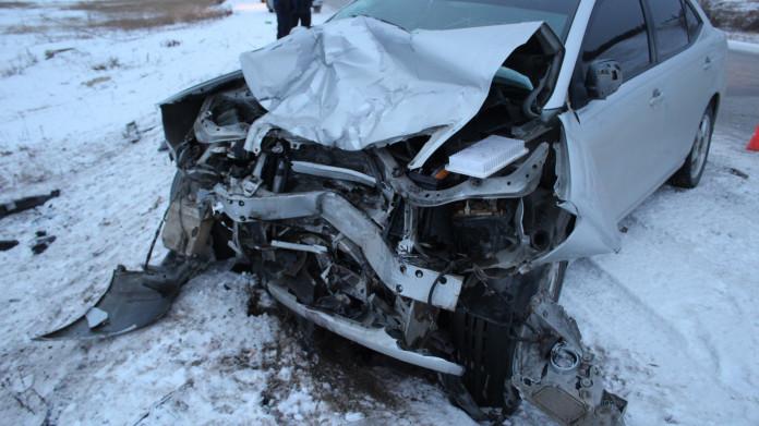 В ДТП под Якутском пострадало трое несовершеннолетних