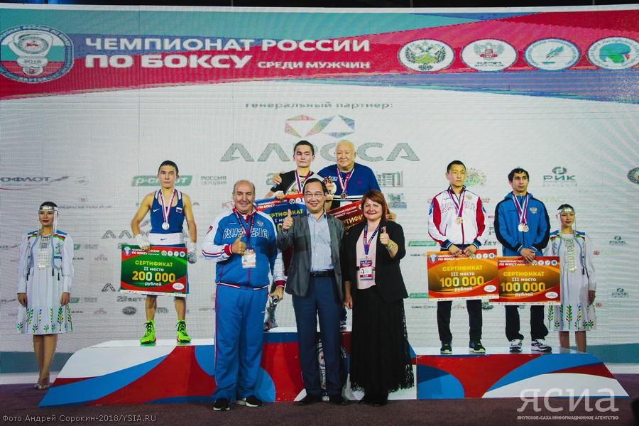 Гости и участники чемпионата России по боксу делятся впечатлениями