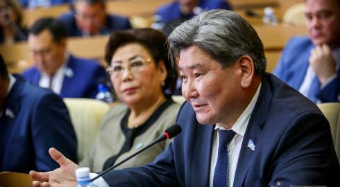 Корректировка бюджета Якутии на 2018 год рассмотрена в первом чтении
