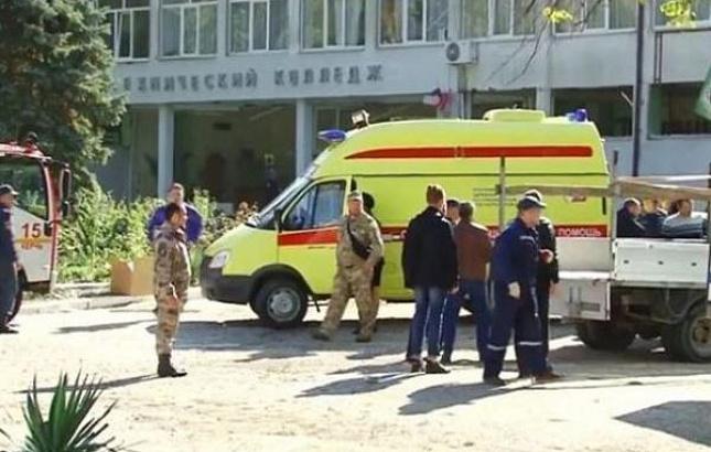 Число погибших в Керчи возросло до 20
