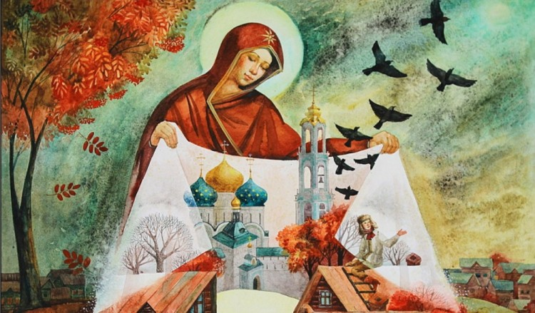 Приметы на Покров 14 октября для женщин