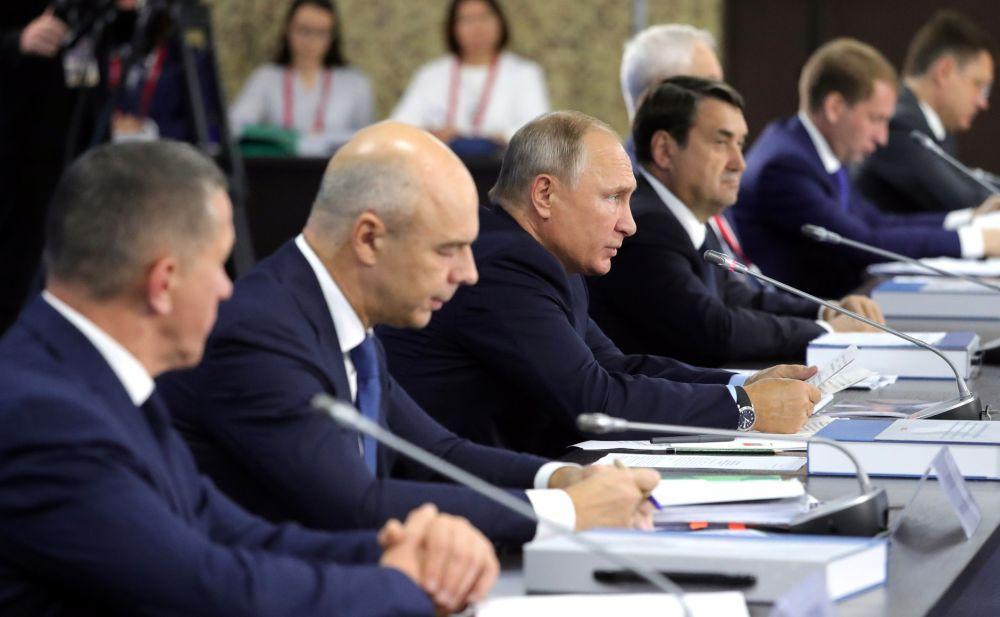 Дальний Восток получит больше финансирования в рамках госпрограмм
