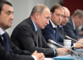 Владимир Путин поручил обеспечить авиадоступность Дальнего Востока