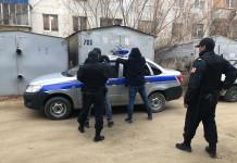 Двух наркоманов задержали сотрудники Росгвардии в Якутске