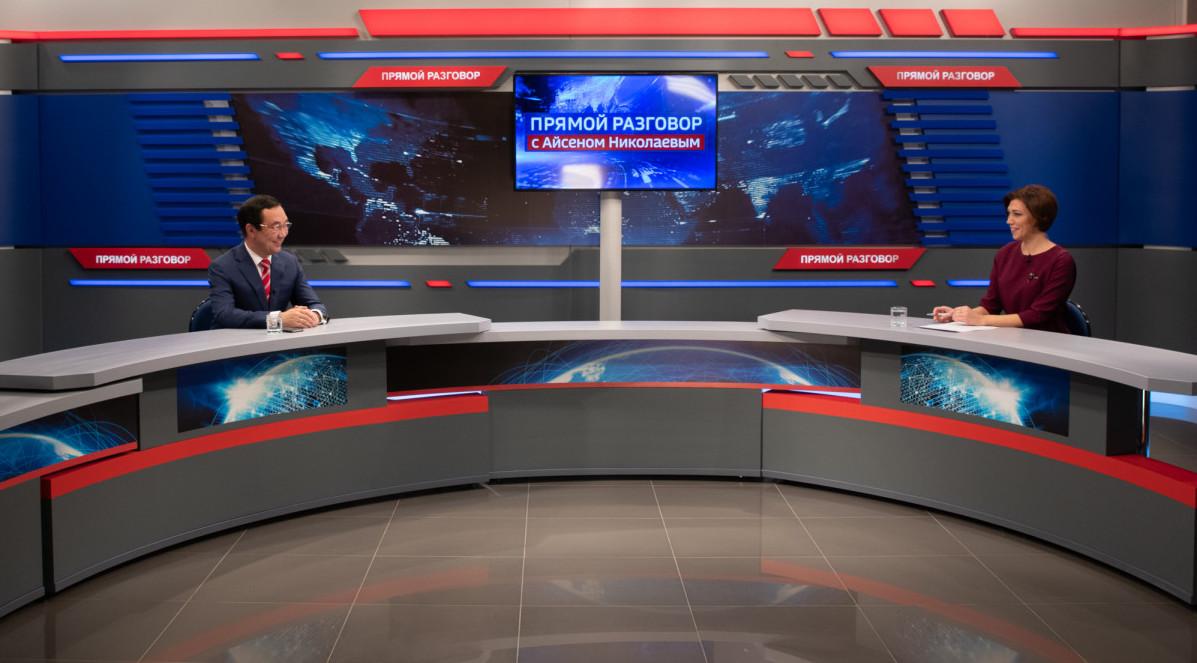 Айсен Николаев: Указ об экологическом благополучии в Якутии нужен всем жителям республики
