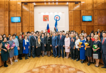 В Якутии состоялось чествование лучших учителей