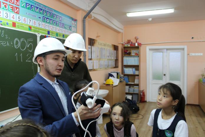 Специалисты Сахаэнерго провели квест по энергобезопасности