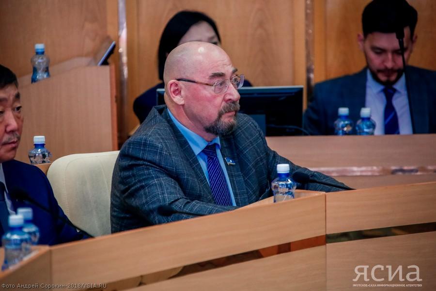 Ушел из жизни президент Торгово-промышленной палаты Якутии Владимир Членов