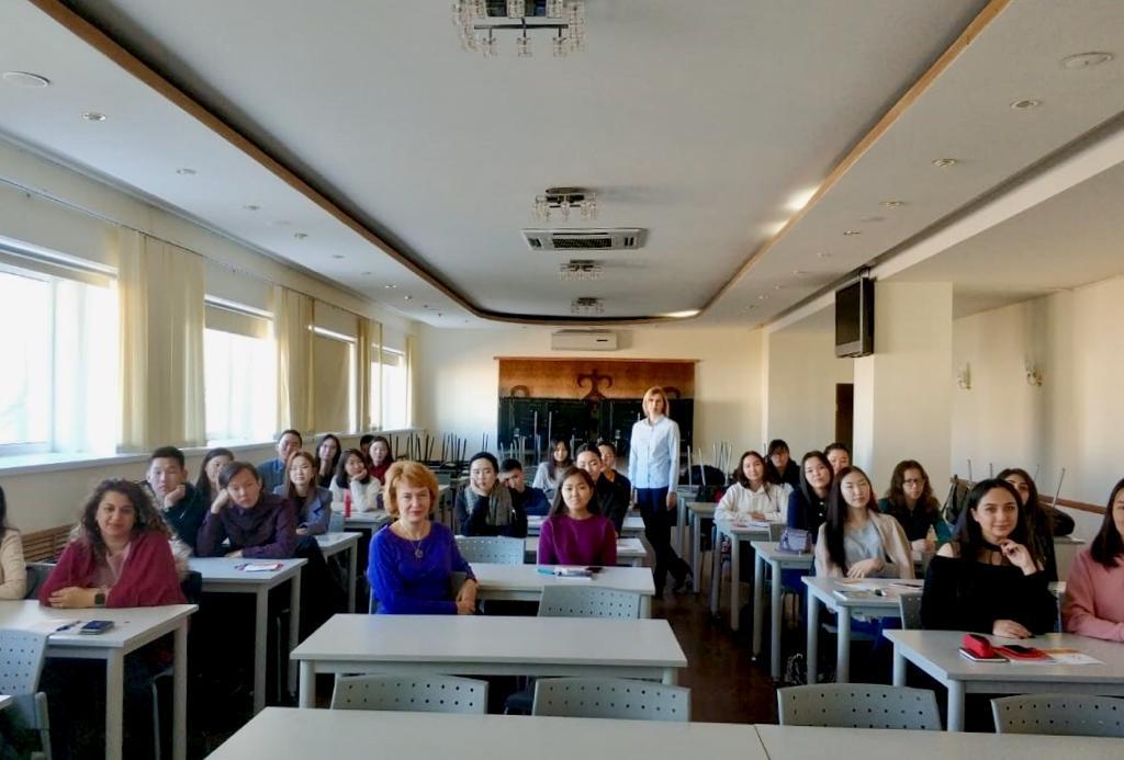 Якутяне приняли участие в Международной неделе инвесторов