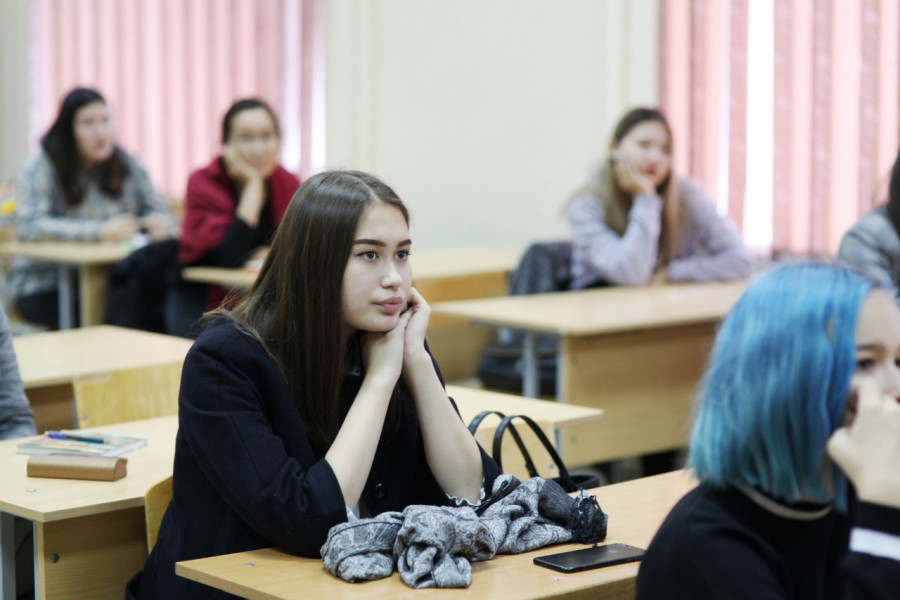 Начался третий сезон «Школы журналистики и PR» СВФУ