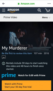 Якутский фильм «Мой убийца» залит на крупнейший интернет-сервис amazon.com