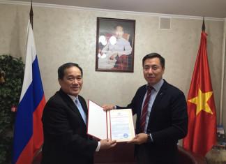 Заместитель постпреда Якутии по ДФО встретился с генконсулом Вьетнама
