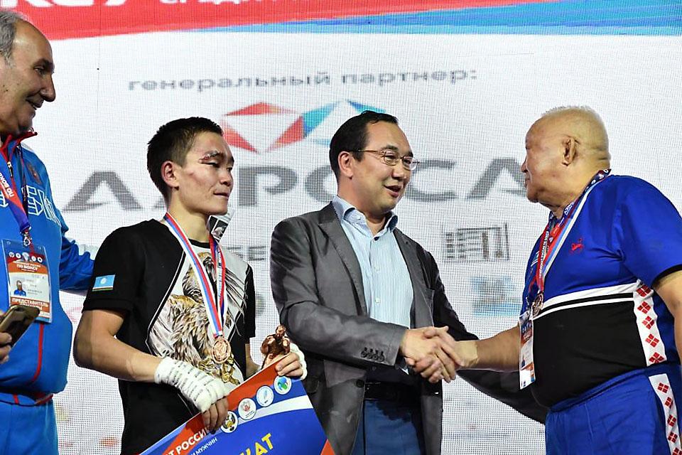 Айсен Николаев: Чемпионат России по боксу в Якутии был одним из лучших