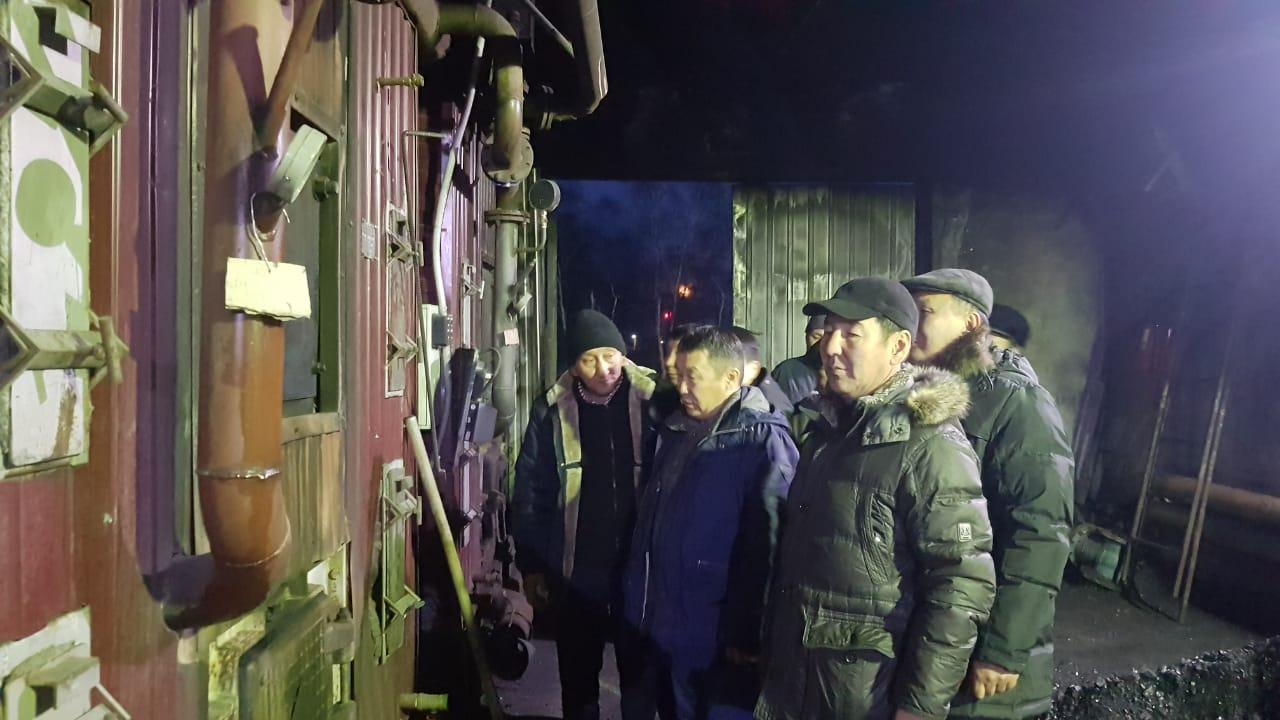 В Таттинском и Чурапчинском районах идет модернизация коммунального комплекса