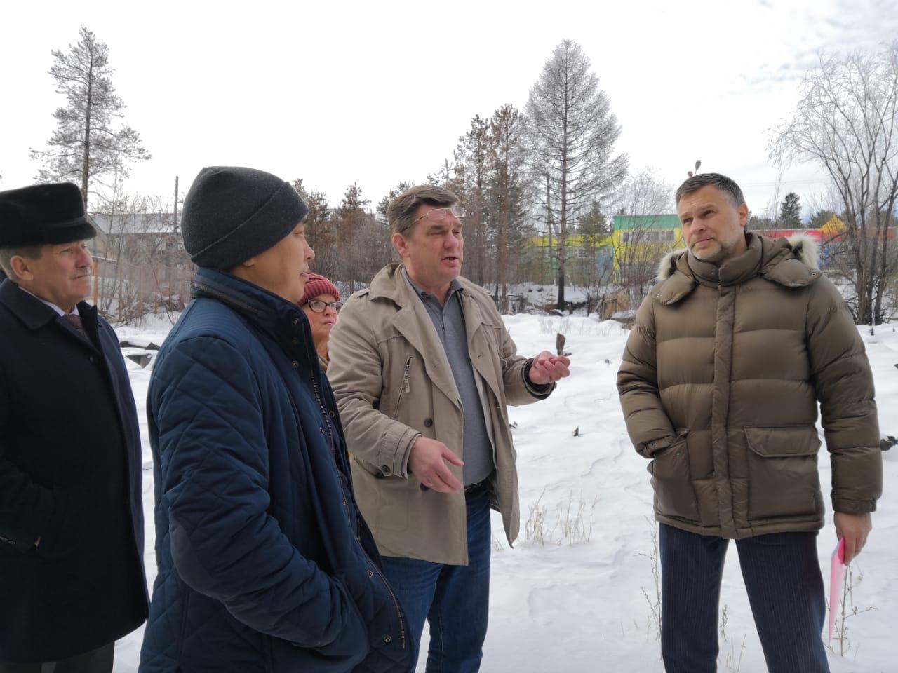 Переселение жителей Серебряного Бора на контроле главы и правительства Якутии