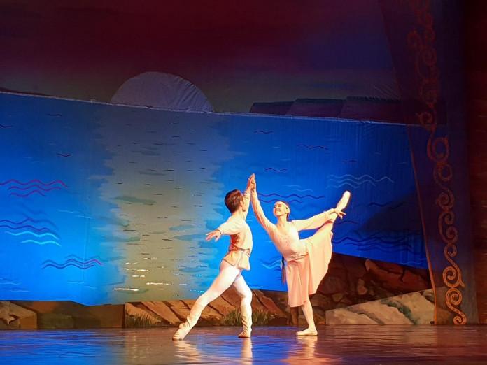 Якутский балет «Чурумчуку» впервые показан в Москве